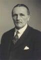 Sir (Arthur) Stanley Angwin, by Walter Stoneman - NPG x163630