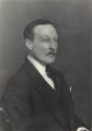 Luke Henry White, 4th Baron Annaly, by Walter Stoneman - NPG x163631