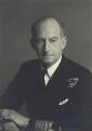 Sir Edmund Anstice, by Walter Stoneman - NPG x163633