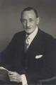 Sir Charles Gordon Arthur, by Walter Stoneman - NPG x163672