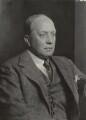 Sir Percy Walter Llewellyn Ashley, by Walter Stoneman - NPG x163684