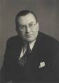 Sir (Arthur) Leigh Bolland Ashton, by Walter Stoneman - NPG x163747