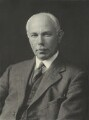 Francis William Aston, by Walter Stoneman - NPG x163760