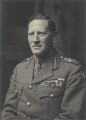 Sir Claude Auchinleck, by Walter Stoneman - NPG x163786