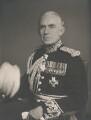 Sir John Reginald Hornby Nott-Bower, by Walter Stoneman - NPG x164367