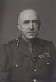 Sir Harold Edmund Franklyn, by Walter Stoneman - NPG x164760
