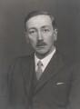 Sir Bernard Augustus Keen, by Walter Stoneman - NPG x165070