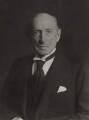 Sir Henry Birchenough, 1st Bt, by Walter Stoneman - NPG x165269