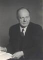 Sir Maurice Bonham-Carter, by Walter Stoneman - NPG x165332