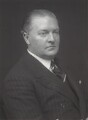 Sir Harold Bowden, 2nd Bt, by Walter Stoneman - NPG x165394
