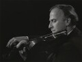 Yehudi Menuhin, by Godfrey Argent - NPG x165663