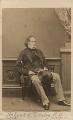 Edward Stanley, 14th Earl of Derby, by John Jabez Edwin Mayall - NPG Ax16242