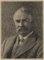 Sir William Schwenck Gilbert, by Elliott & Fry - NPG x127431