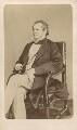 Edward Stanley, 14th Earl of Derby, by W. & D. Downey - NPG Ax16243
