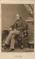 Edward Stanley, 14th Earl of Derby, by John Jabez Edwin Mayall - NPG Ax16244