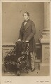 Edward Henry Stanley, 15th Earl of Derby, by John Jabez Edwin Mayall - NPG Ax16248