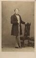 Edward Henry Stanley, 15th Earl of Derby, by Caldesi, Blanford & Co - NPG Ax16249
