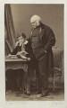 Victor Alexander Bruce, 9th Earl of Elgin; James Bruce, 8th Earl of Elgin, by Disdéri - NPG Ax16257