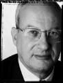 David John Sainsbury, Baron Sainsbury of Turville, by David Partner - NPG x127380