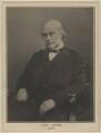 Joseph Lister, Baron Lister, by Elliott & Fry - NPG x127458
