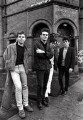 The Smiths (Andy Rourke; Morrissey; Johnny Marr; Mike Joyce), by Stephen Wright - NPG x127392
