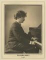 Ignace Jean Paderewski, by Elliott & Fry - NPG x127471