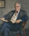 Sir Michael Eliot Howard, by Andrew Festing - NPG 6744