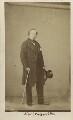 Granville George Leveson-Gower, 2nd Earl Granville, by Caldesi, Blanford & Co - NPG Ax16395