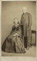 Maria Emma Gray; John Edward Gray, by London School of Photography - NPG Ax16397