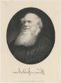 Jabez Inwards, by Charles William Sherborn - NPG D21191