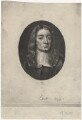 Unknown man called John Milton, by Charles William Sherborn, after  Samuel Cooper - NPG D21194