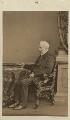 Henry Petty-Fitzmaurice, 3rd Marquess of Lansdowne, by John Jabez Edwin Mayall - NPG Ax16420