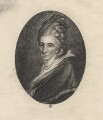 Hester Lynch Piozzi (née Salusbury, later Mrs Thrale), by Charles William Sherborn, after  Robert Edge Pine - NPG D21202