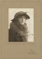 Isobel Elsom (Isobel Reed), by Bassano Ltd - NPG x127507