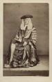 (John) Evelyn Denison, 1st Viscount Ossington, by John & Charles Watkins, or by  John Watkins - NPG Ax29675