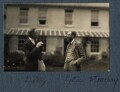 Philip Edward Morrell; Lytton Strachey, by Lady Ottoline Morrell - NPG Ax142574