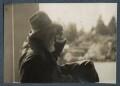 Robert Bridges, by Lady Ottoline Morrell - NPG Ax142577