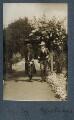 Virginia Woolf; Robert Bridges, by Lady Ottoline Morrell - NPG Ax142578