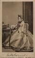 Emily Mary ('Amelia') (née Lamb), Viscountess Palmerston, by William Walker & Sons - NPG Ax29685
