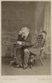 Sir Anthony Panizzi, by Ernest Edwards - NPG Ax29949