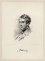 Charles Bowyer Adderley, 1st Baron Norton, by William Holl Jr, after  George Richmond - NPG D20686