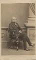 John Russell, 1st Earl Russell, by John Jabez Edwin Mayall - NPG Ax29965
