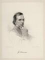 George Richmond, by William Holl Jr, after  George Richmond - NPG D20694