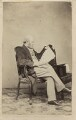 Sir George Scharf, by Unknown photographer - NPG Ax29977