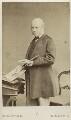Sir George Scharf, by Ernest Edwards - NPG Ax30341