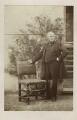 Sir George Scharf, by George Barker - NPG Ax30345