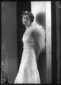 Nancy Mitford, by Bassano Ltd - NPG x127547