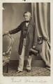 Philip Stanhope, 5th Earl Stanhope, by Maull & Polyblank - NPG Ax30355