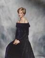 Diana, Princess of Wales, by Terence Daniel Donovan - NPG P716(1)