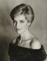 Diana, Princess of Wales, by Terence Daniel Donovan - NPG P716(2)